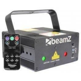 Laser Anthe Rgb Z Pilotem Beamz