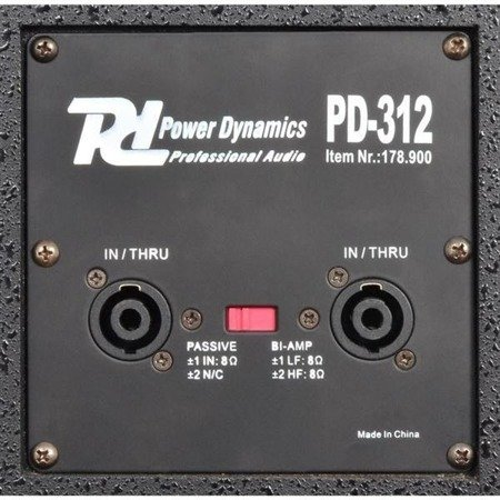 Kolumna pasywna PD-312 12''/400W Power Dynamics